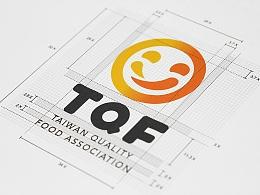 TQF 台湾优良食品发展协会 企业识别设计