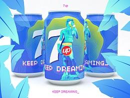 坚持梦想,不要醒 keep dreaming