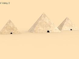 探险迷宫金字塔与空间站式中国长城