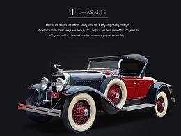 1927款凯迪拉克LaSalle