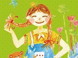 儿童文学封面设计(不包含插画)