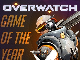 《守望先锋》年度游戏专题页面设计