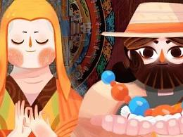 『专访』东宣文化:用动画的方式解读佛家文化精髓