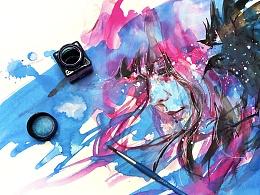 绘画是生活方式的一种习惯 | 盛夏合辑