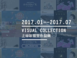 2017上半年视觉作品集