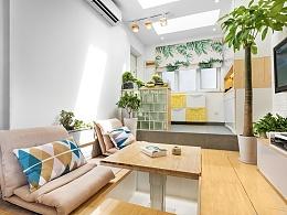 家装设计项目拍摄:安定门平居改造