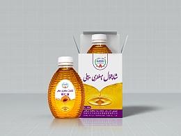 食油与化妆油包装