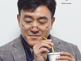 摄影师杨子坤——何冰,戏骨人生——大树时尚