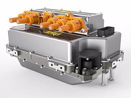 13款汽车控制器渲染精修图