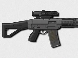 鼠绘-机枪