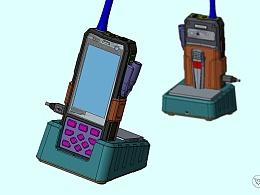 三防手持机结构设计:优化内部配置与提高产品稳固性