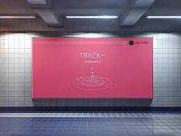 小鸟音响 TRACK+海报设计
