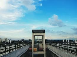 广美天台不一样的风景