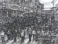 城市脉搏——从韦曲到张家堡(13)
