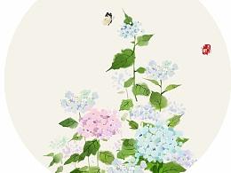 莳花。十六
