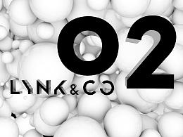 【Lynk & Co】Ball of O2 领克