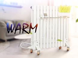 电暖器详情页描述
