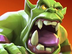 《怪物城堡》游戏CG