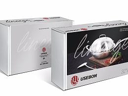USEBON 锅具包装设计