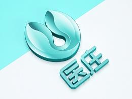 抗衰中心标志设计