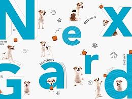 全能狗NexGard 标誌与网站设计
