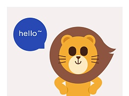 腾讯王卡品牌形象-狮狮狮