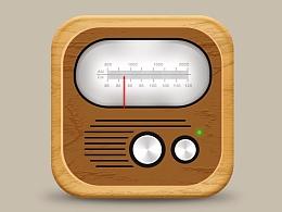 PS绘制收音机图标