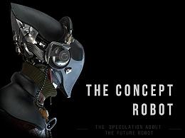 THE CONCEPT ROBOT