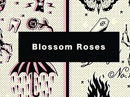  Blossom Roses 