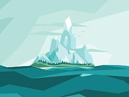 《冰山一角》