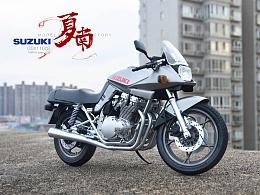 田宫 1:12 Suzuki 铃木 刀