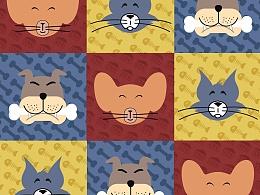 猫和老鼠三兄弟