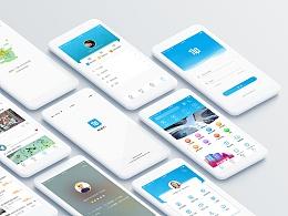 UI界面-物业管理app