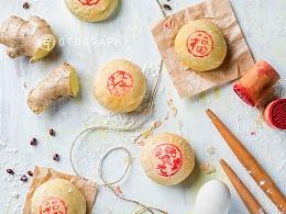 「美食摄影」—— 晓春光 手工苏式月饼