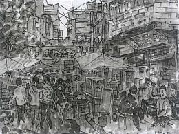 城市脉搏——从韦曲到张家堡(5)