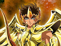 圣斗士系列-黄金篇