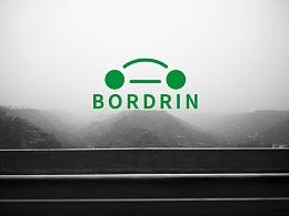 博郡汽车品牌标识设计