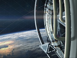 ENDER'S GAME 太空船CG场景还原