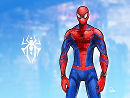 Spider-Man Concept Design