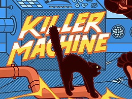 KILLER MACHINE MACHENIKE机械师游戏本 x PEMS
