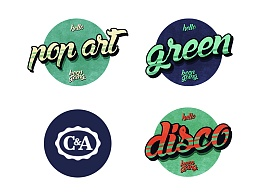 Fonts Green