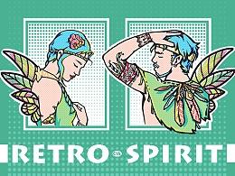 复古精灵--RETRO SPIRIT