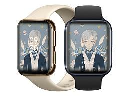 万物皆可盘 - OPPO Watch 表盘创意设计