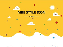 MBE风格icon