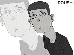 豆食原创插画