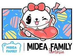 Midea Family   幻想曲