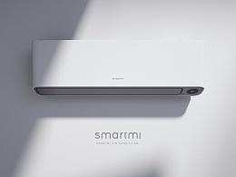 小米空调发布会 产品片