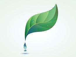 LOGO设计练习-Leaves-叶子