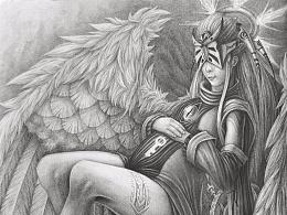 补尾5——孕天使