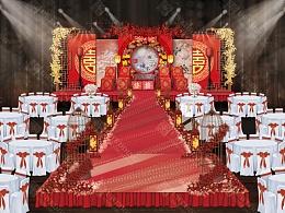 中式婚礼喽